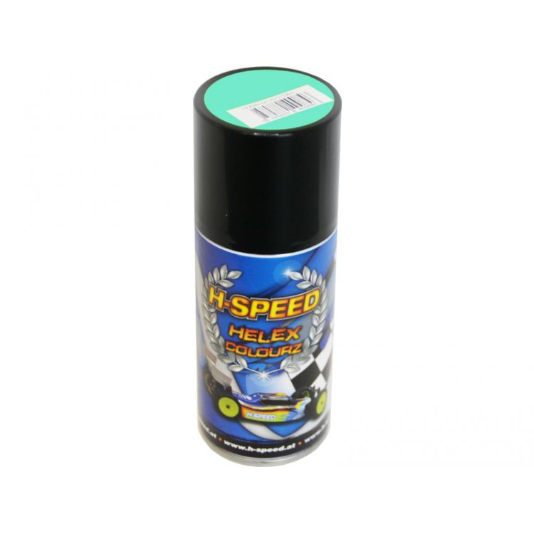 H-Speed barva ve spreji 150ml tyrkysová