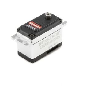 Spektrum - servo S6240RX Car Digital High Speed ​​s prijímačom DSMR
