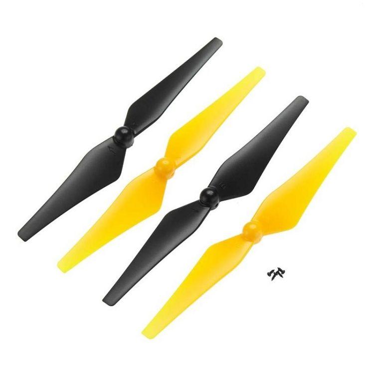 Vrtule (žlto / čiernej) Vista FPV