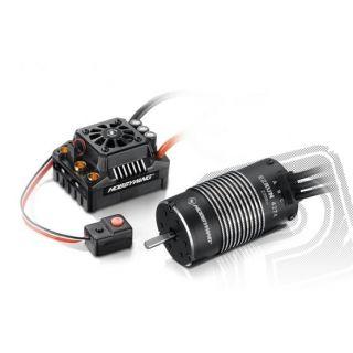 COMBO MAX8 T konek. s EZRUN 4274 SL 2200Kv - čierny