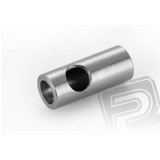 Adaptér s 3,2mm na 5mm hřídel, délka 12,2mm