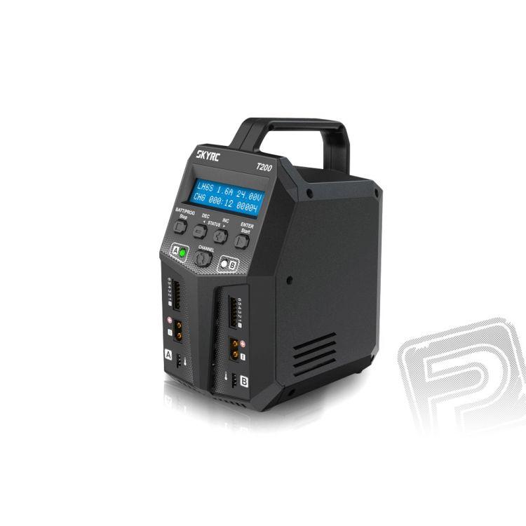 SKY RC T200 nabíječ 2x100W