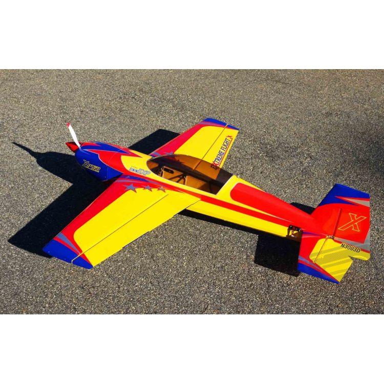 """60"""" Extra 300 EXP V2 - žlutá/červená 1,52m"""