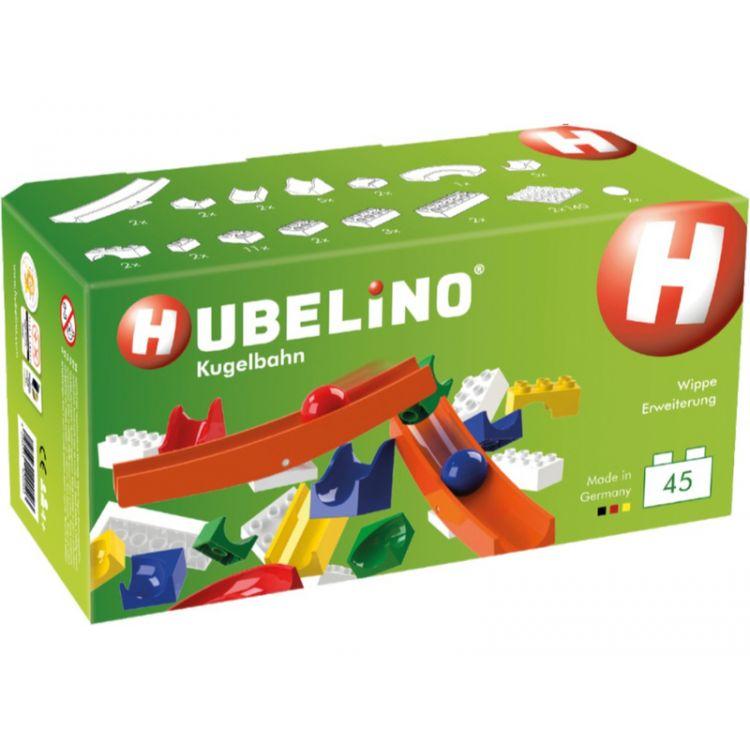 HUBELINO Kuličková dráha - rozšíření s kolébkou 45 dílků