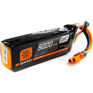 Spektrum Smart LiPo 14.8V 5000mAh 30C IC5