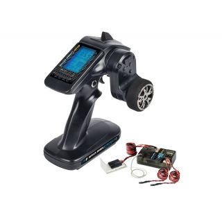 Carson FS 3K Reflex Wheel PRO3 LCD Telemetry inc. BEC