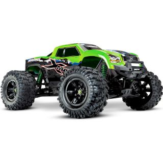 Traxxas X-Maxx 8S 1:5 4WD TQi RTR zelený