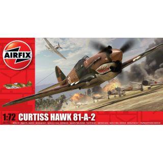 Classic Kit letadlo A01003 - Curtis P-40B Tomahawk (1:72)