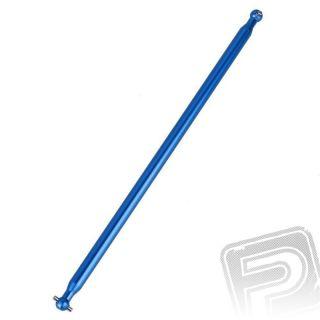 Mezinápravová poloosa - Centrální kardan (modrá)