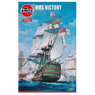 Classic Kit VINTAGE loď A09252V - HMS Victory (1:180)