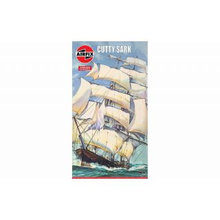 Classic Kit VINTAGE loď A09253V - Cutty Sark (1:130)