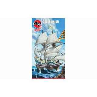 Classic Kit VINTAGE loď A09258V - Golden Hind (1:172)