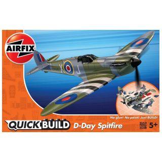 Quick Build letadlo J6045 - D-Day Spitfire