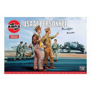 Classic Kit VINTAGE figurky A00748V - USAAF Personnel (1:76)