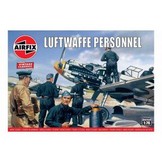 Classic Kit VINTAGE figurky A00755V - Luftwaffe Personnel (1:76)