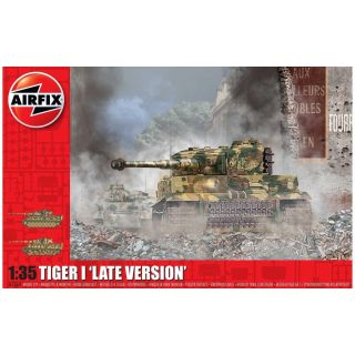 Classic Kit tank A1364 - Tiger-1 Late Version (1:35)
