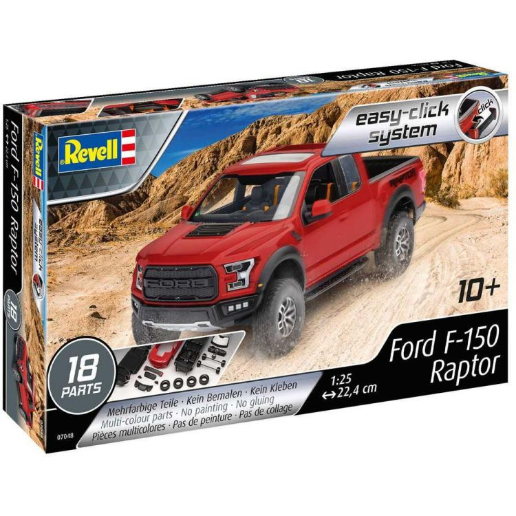EasyClick auto 07048 - 2017 Ford F-150 Raptor (1:25)