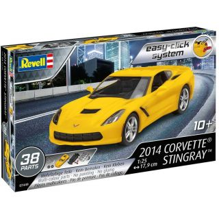 EasyClick auto 07449 - 2014 Corvette Stingray (1:25)