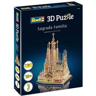 3D Puzzle REVELL 00206 - Sagrada Familia