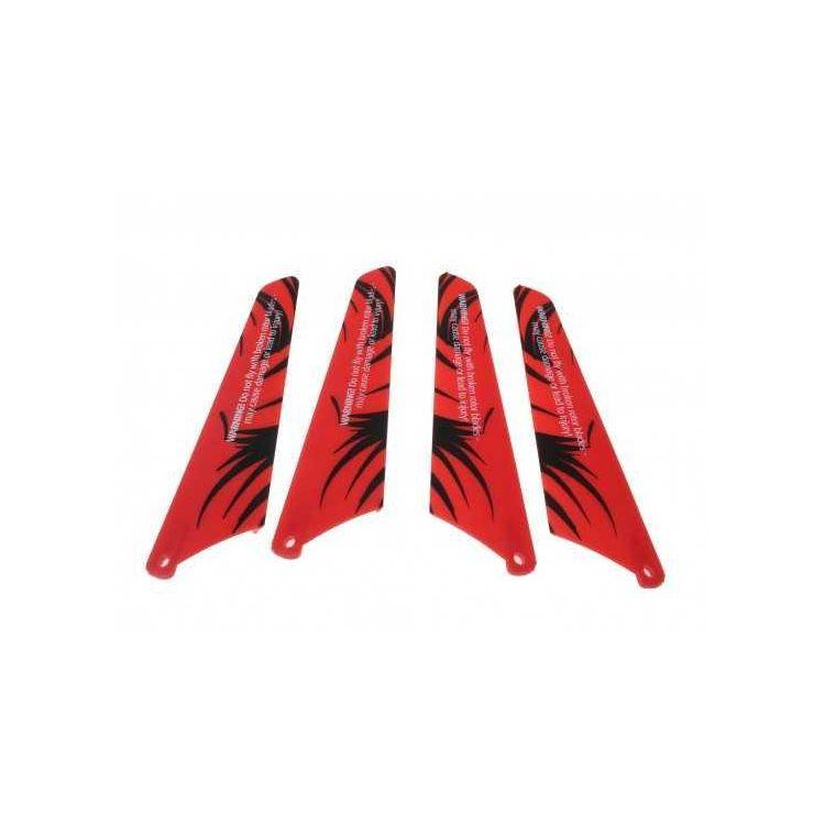 Set rotorových listů (23891) - červený