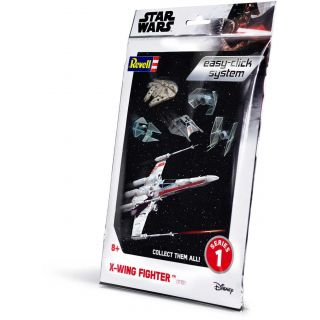 EasyClick SW 01101 - X-Wing Fighter (1:112)