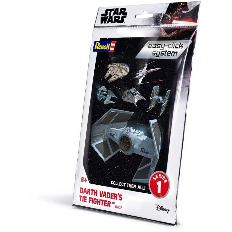 EasyClick SW 01102 - Darth Vader's TIE Fighter (1:121)