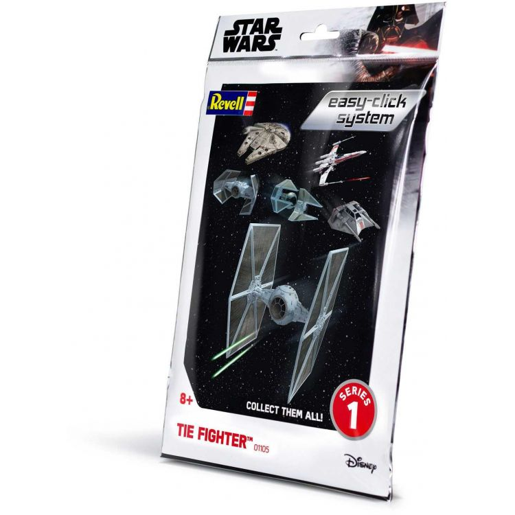EasyClick SW 01105 - TIE Fighter (1:110)