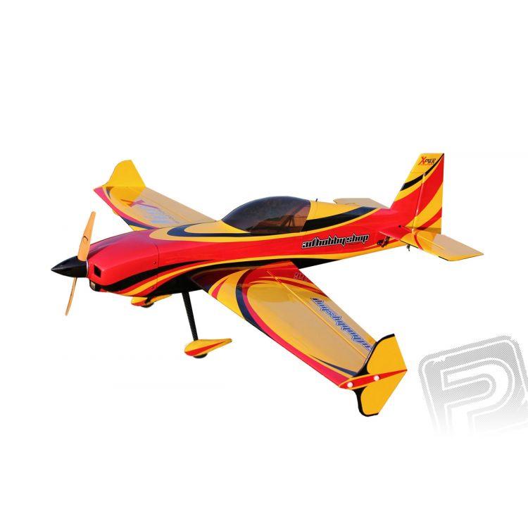 "52"" Velox - žlutá/červená 1,32m"