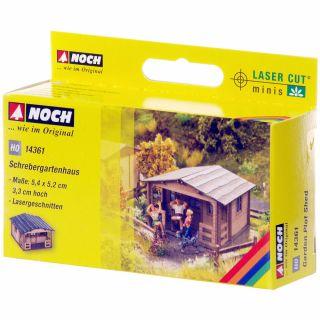 Záhradný domček  NO14361