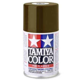 85001 TS 1 Red Brown Tamiya Color 100ml (Acrylic Spray Paint)