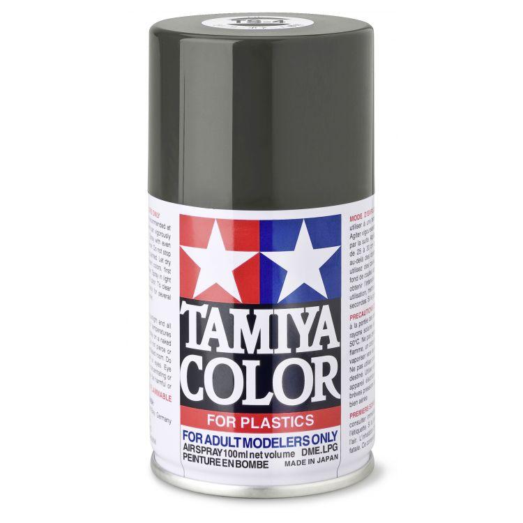 85004 TS 4 German-Grey Tamiya Color 100ml (Acrylic Spray Paint)