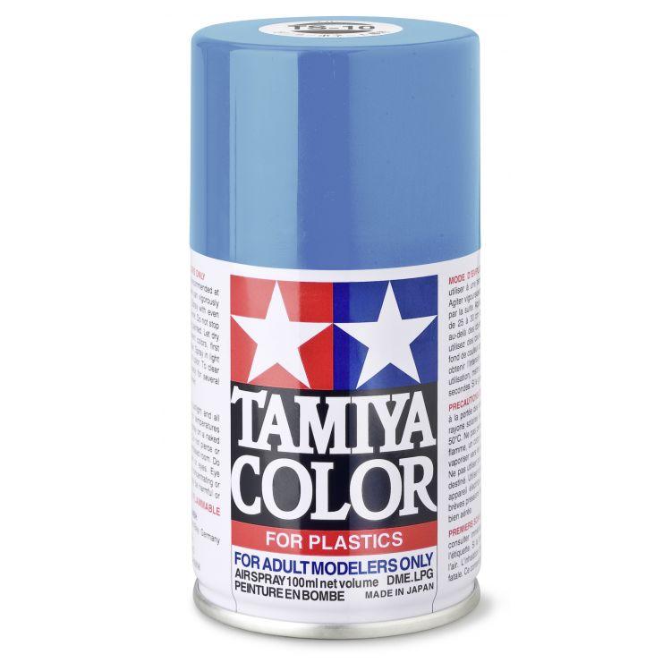 85010 TS 10 French Blue Tamiya Color 100ml (Acrylic Spray Paint)