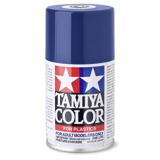 85015 TS 15 Blue Gloss Tamiya Color 100ml (Acrylic Spray Paint)