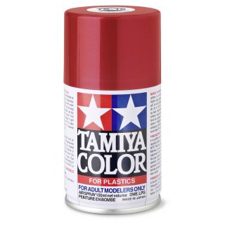85018 TS 18 Metallic Red Tamiya Color 100ml (Acrylic Spray Paint)