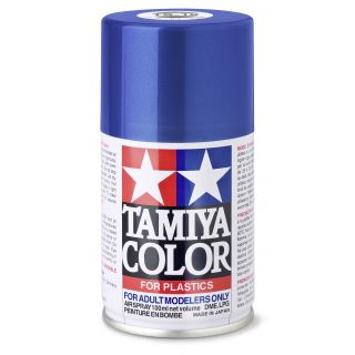 85019 TS 19 Metallic Blue Tamiya Color 100ml (Acrylic Spray Paint)