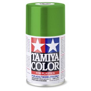 85020 TS 20 Metallic Green Tamiya Color 100ml (Acrylic Spray Paint)