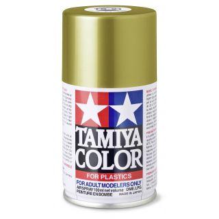85021 TS 21 Gold Tamiya Color 100ml (Acrylic Spray Paint)