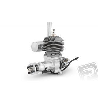 Motor DLA 32ccm včetně tlumiče a příslušenství - nová verze