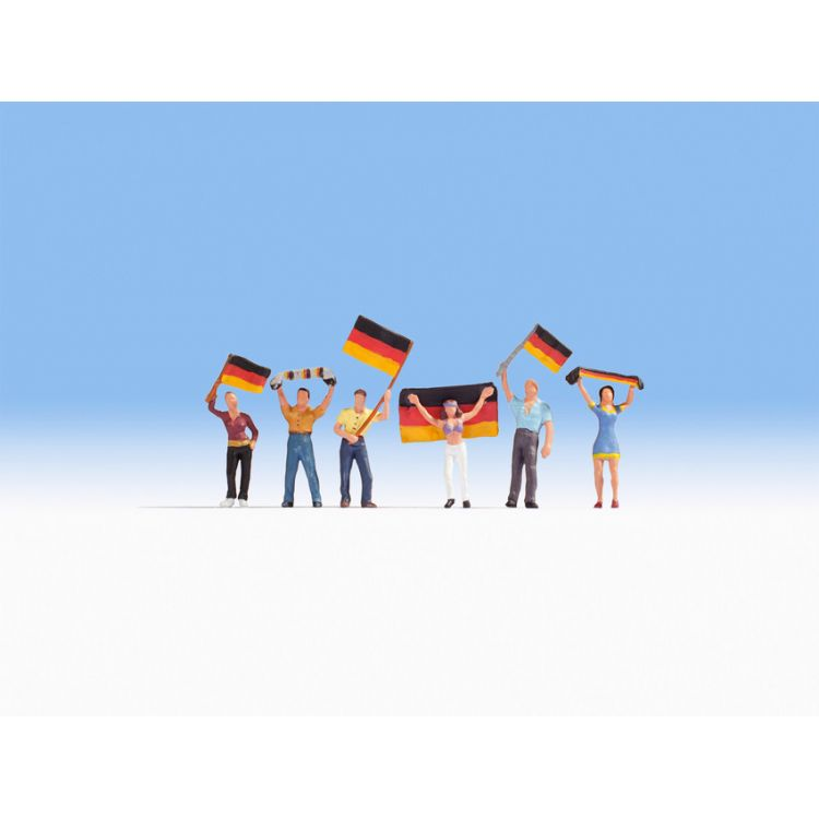 Nemeckí fanúšikovia  NO15966