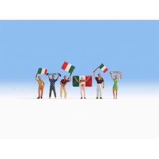 Talianskí fanúšikovia  NO15976