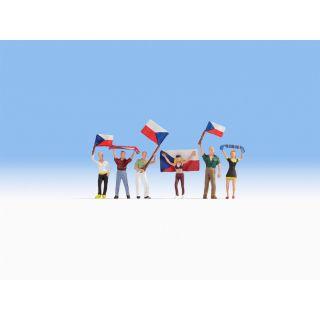 Českí fanúšikovia  NO15988