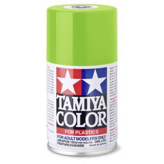 85022 TS 22 Light Green Gloss Tamiya Color 100ml (Acrylic Spray Paint)
