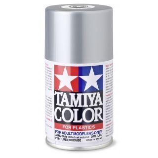 85030 TS 30 Metallic Silver Tamiya Color 100ml (Acrylic Spray Paint)