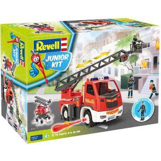Junior Kit auto 00823 - Fire Truck - Ladder Unit (1:20)