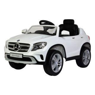 BUDDY TOYS BEC 8110 Elektrické auto Mercedes GLA, biele