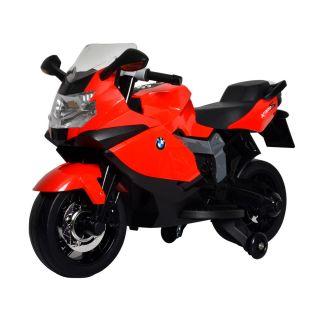 Buddy Toys Elektrická motorka BMW K1300 BEC 6011 červena