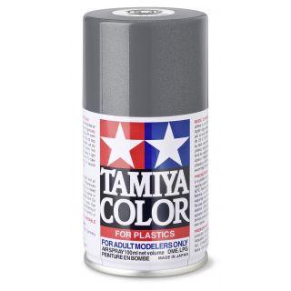 85042 TS 42 Light Gun Metal Semi Gloss Tamiya Color 100ml (Acrylic Spray Paint)