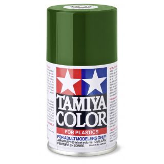 85043 TS 43 Racing Green Tamiya Color 100ml (Acrylic Spray Paint)