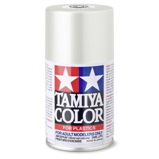 85045 TS 45 Pearl White Tamiya Color 100ml (Acrylic Spray Paint)