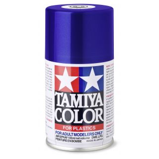 85051 TS 51 Racing Blue Tamiya Color 100ml (Acrylic Spray Paint)